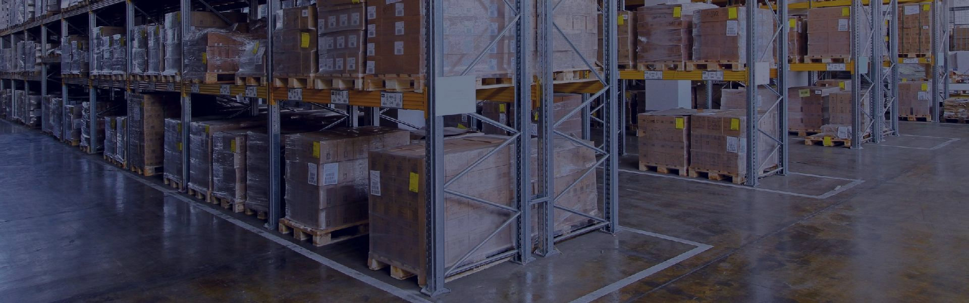 Complex logistics services under one roof