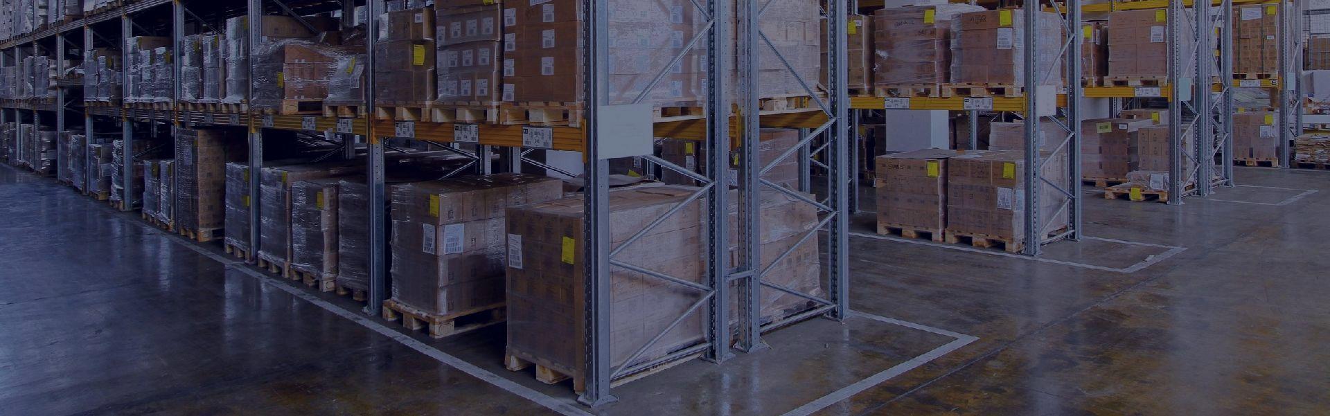 Vollständige Logistikdienstleistungen unter einem Dach